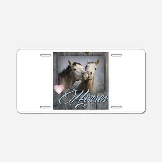 Cute Country music Aluminum License Plate
