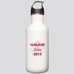 SINCE 2012 Stainless Water Bottle 1.0L