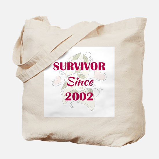 SINCE 2002 Tote Bag