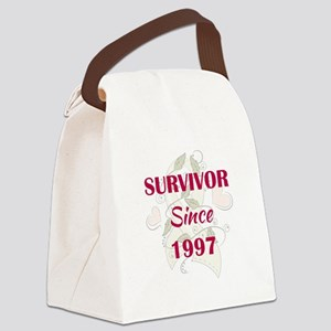 SINCE 1997 Canvas Lunch Bag