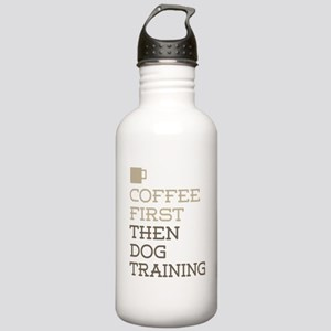 Coffee Then Dog Traini Stainless Water Bottle 1.0L