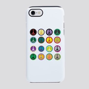 Pattern O' Peace iPhone 8/7 Tough Case