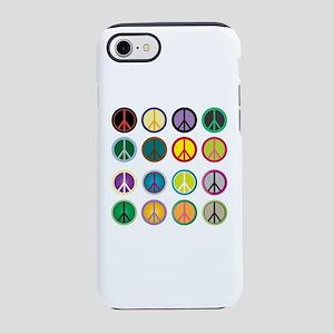 Pattern O' Peace iPhone 8/7 Tough Case