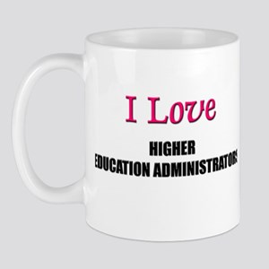 I Love My ACADEMIC LIBRARIAN Mug