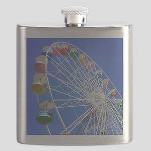 Knoebels Big Wheel Flask