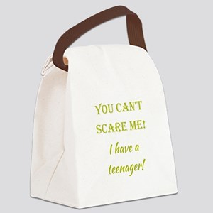 I HAVE A TEENAGER! Canvas Lunch Bag