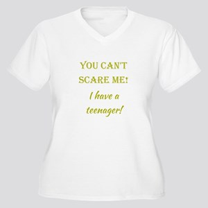 I HAVE A TEENAGER Women's Plus Size V-Neck T-Shirt