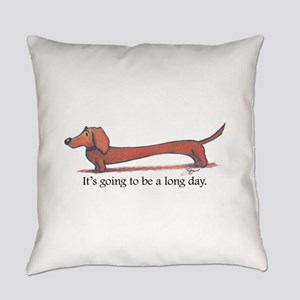 Long Day Everyday Pillow
