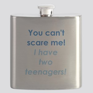 I HAVE TWO TEENS Flask