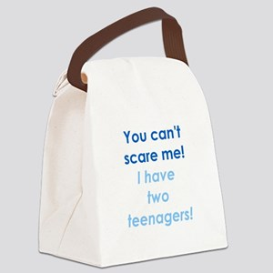 I HAVE TWO TEENS Canvas Lunch Bag