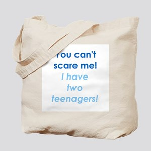 I HAVE TWO TEENS Tote Bag