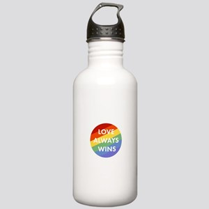 Love Wins Stainless Water Bottle 1.0L