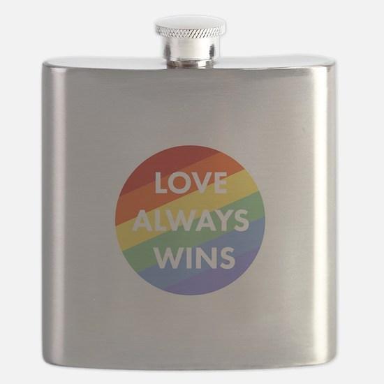 Love Wins Flask
