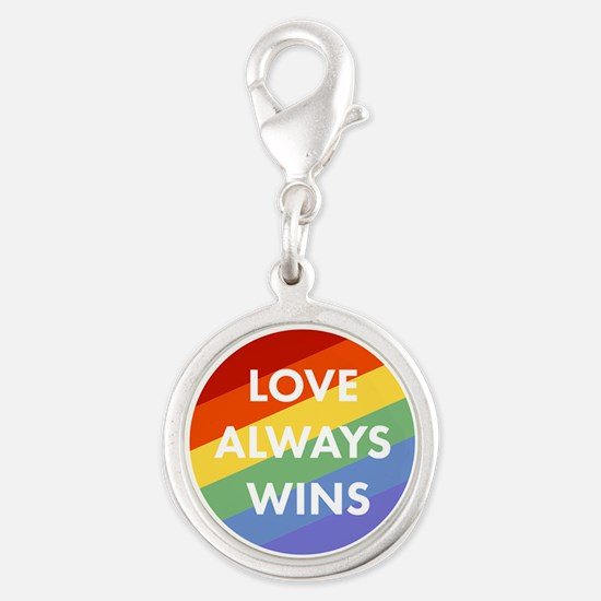 Love Wins Charms