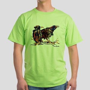 Raven Trio Ash Grey T-Shirt