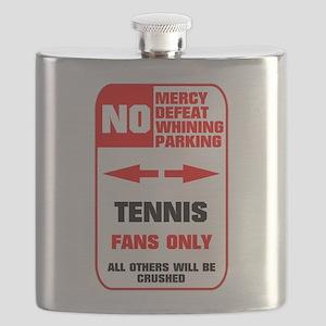 no parking tennis Flask