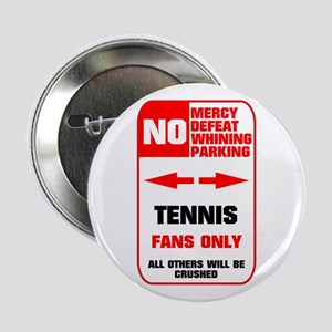 "no parking tennis 2.25"" Button"