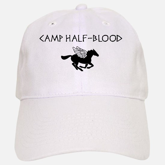 Camp-Half Blood Baseball Baseball Cap