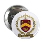 BELLEHUMEUR Family Crest Button