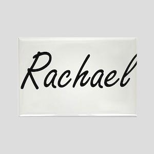 Rachael artistic Name Design Magnets