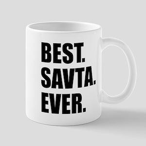 Best Savta Ever 11 oz Ceramic Mug