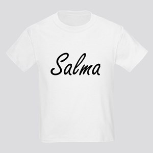 Salma artistic Name Design T-Shirt