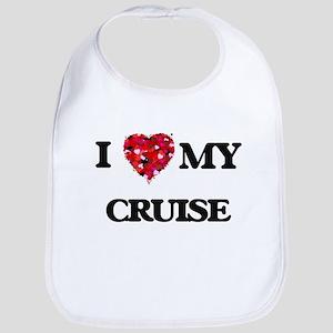 I Love MY Cruise Bib