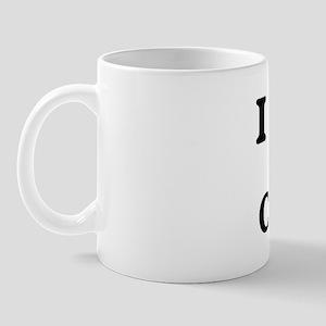 I Love MY Conley Mug