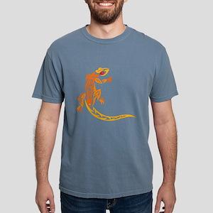 Lizard orange 10x10 T-Shirt
