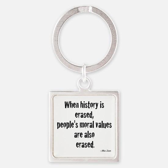 Morals Keychains