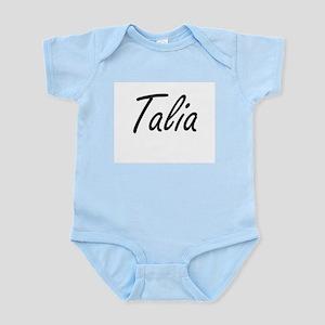 Talia artistic Name Design Body Suit