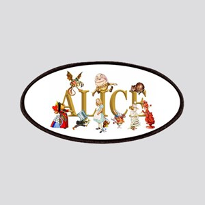 Alice and Friends in Wonderland, including t Patch