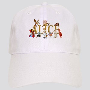 Alice and Friends in Wonderland, including the Cap