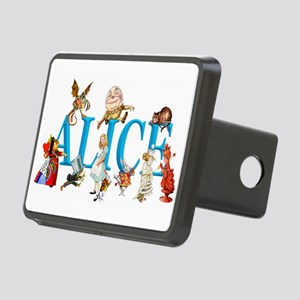Alice and Friends in Wonde Rectangular Hitch Cover