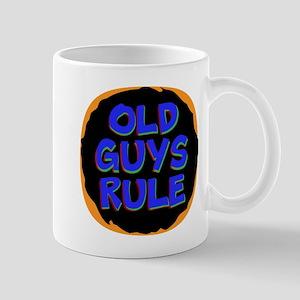 Old Guys Rule Mugs