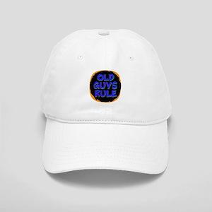 Old Guys Rule Baseball Cap