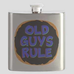 Old Guys Rule Flask
