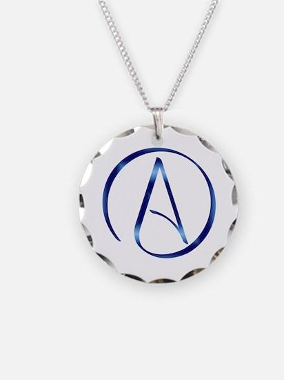Atheism Symbol Necklace