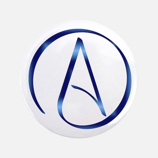 Atheism Symbol Button