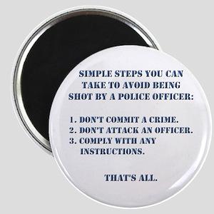 Simple Steps Magnet
