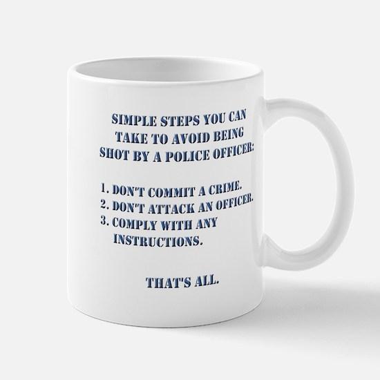 Simple Steps Mug