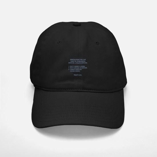 Simple Steps Baseball Hat