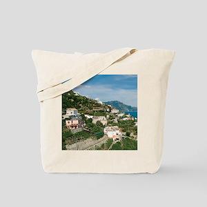 Itally - Amalfi Coastline  Tote Bag