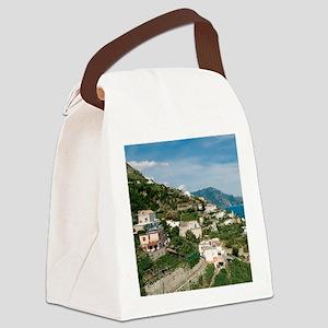 Itally - Amalfi Coastline  Canvas Lunch Bag