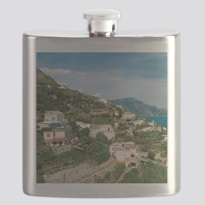 Itally - Amalfi Coastline  Flask