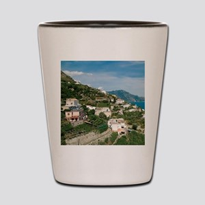 Itally - Amalfi Coastline  Shot Glass