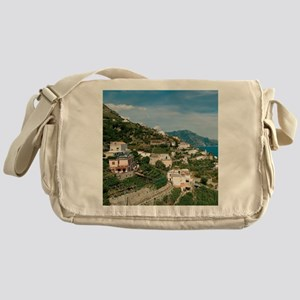 Itally - Amalfi Coastline  Messenger Bag