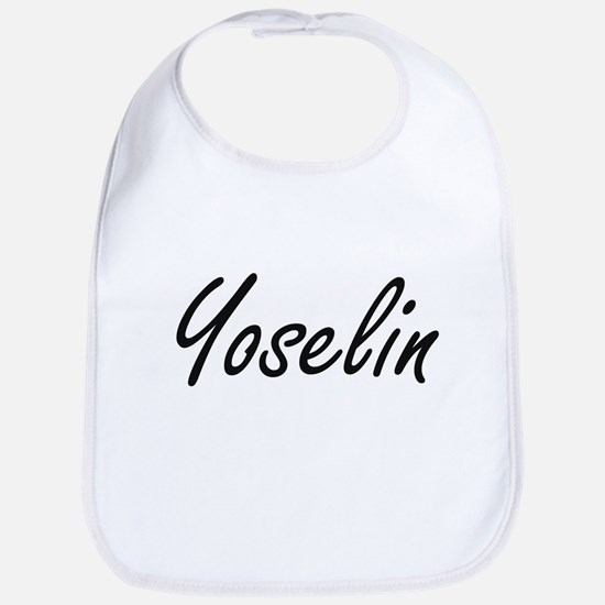Yoselin artistic Name Design Bib