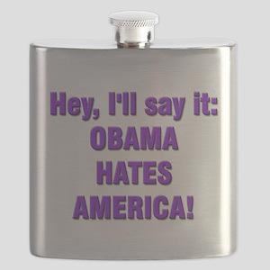 Obama Hates Flask