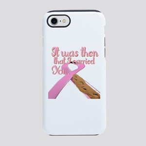 breast cancer iPhone 8/7 Tough Case